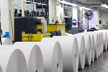 Paper Manufacturer Leverages Liquidity Services AssetZone