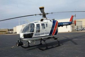 Buy fully functional helicopter at auction