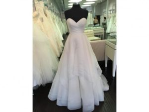Buy unworn wedding dress for sale at auction